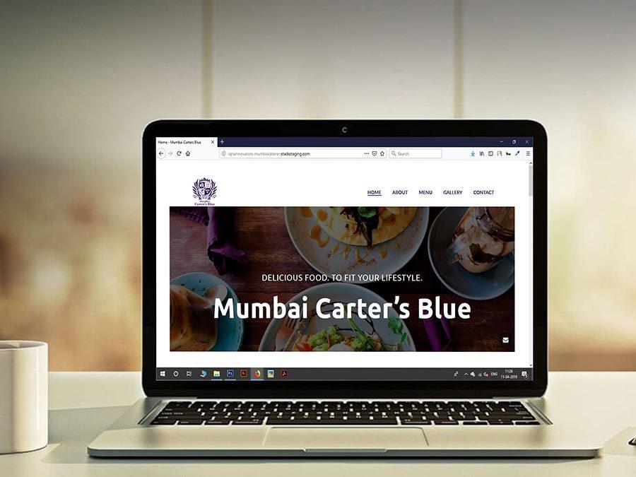 MUMBAI CARTER'S BLUE